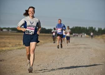 マラソン 走り方
