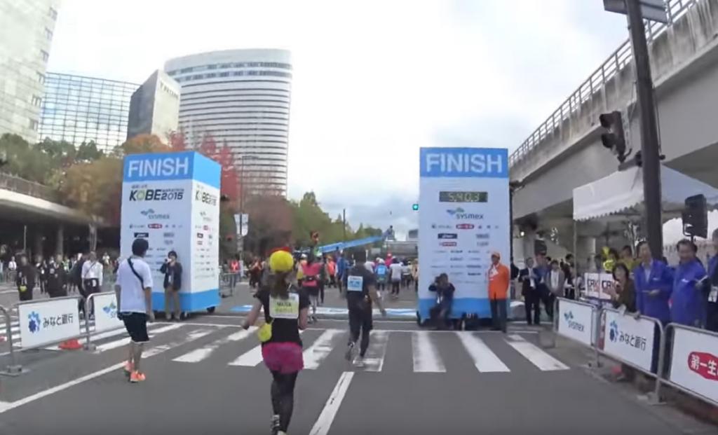 神戸マラソン 宿泊