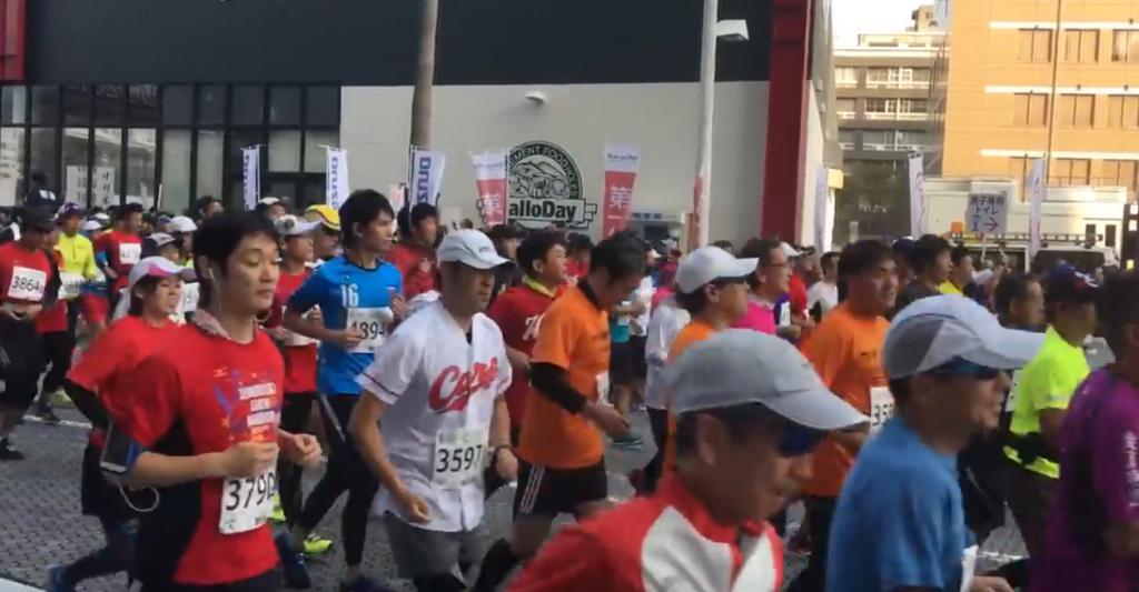 下関海峡マラソン 倍率 エントリー