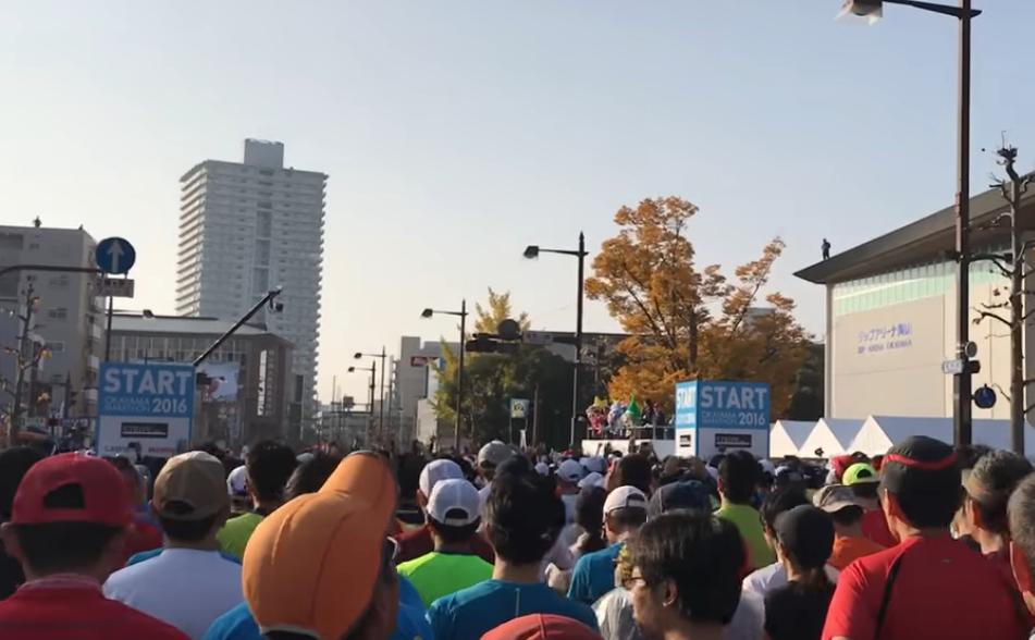 おかやまマラソン ブログ