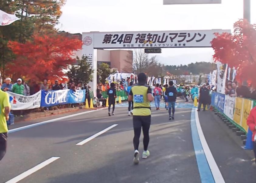 福知山マラソン 初心者