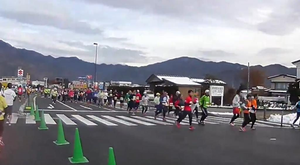 富士山マラソン エントリー方法