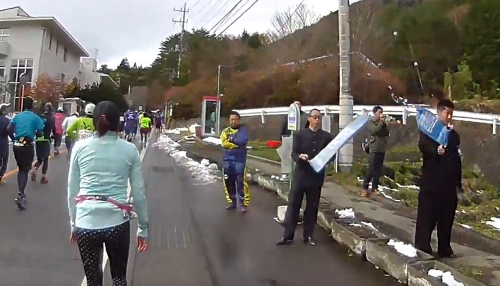 富士山マラソン 結果