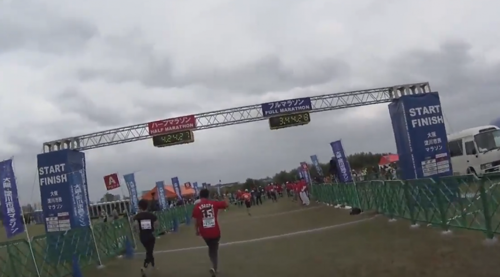 大阪・淀川マラソン 結果