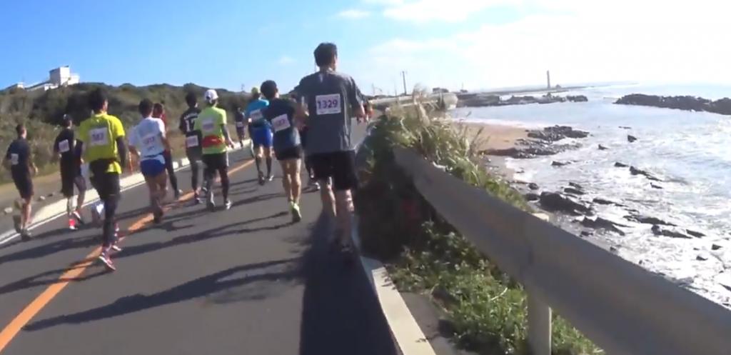銚子半島ハーフマラソン ブログ