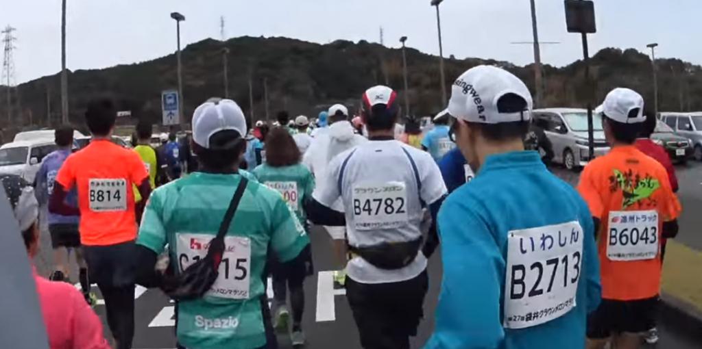 袋井クラウンメロンマラソン ブログ