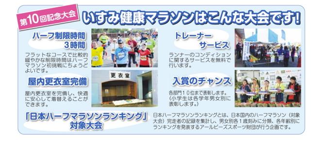 いすみ健康マラソン ブログ