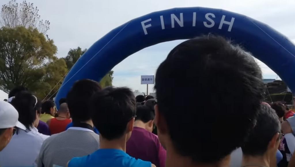 板橋リバーサイドハーフマラソン ブログ