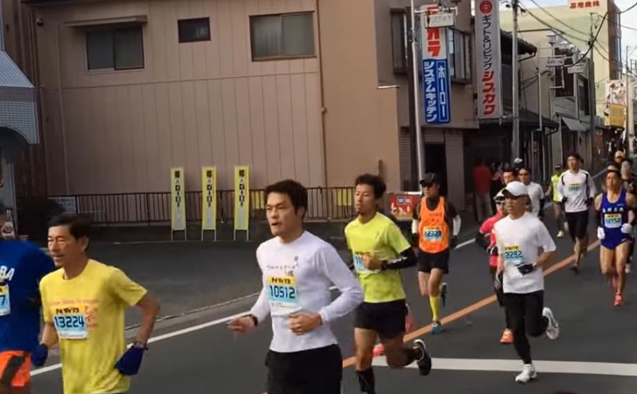 加須こいのぼりマラソン ブログ