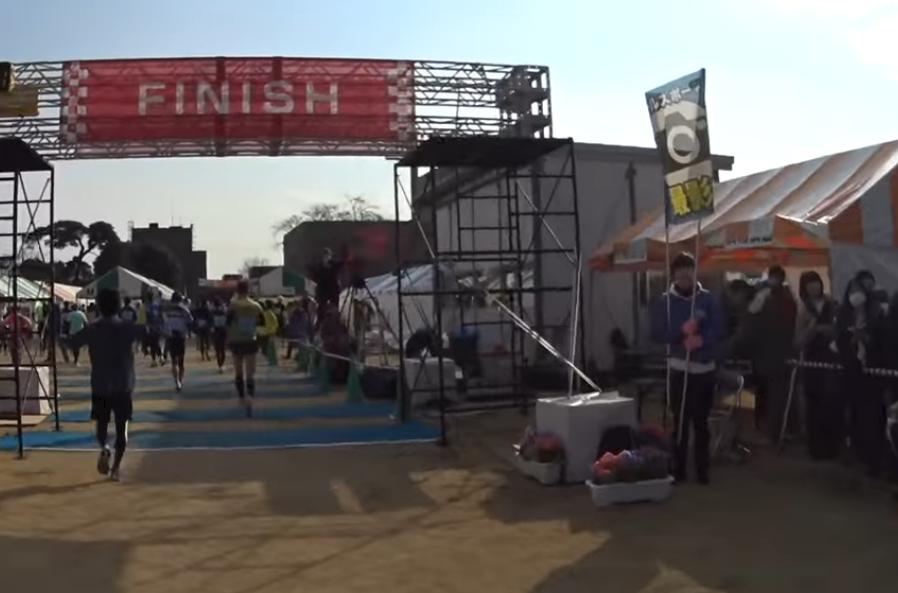 勝田全国マラソン ランナーズアップデート