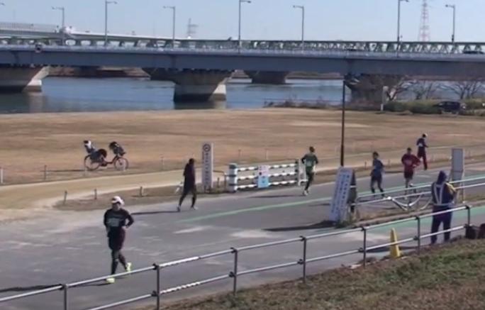 東京赤羽ハーフマラソン 駐車場