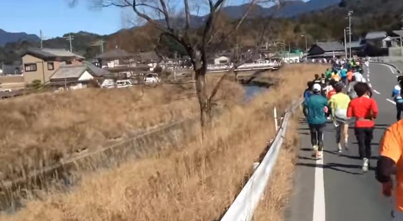 紀州口熊野マラソン 写真