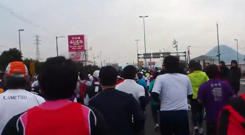 香川丸亀国際ハーフマラソン 結果