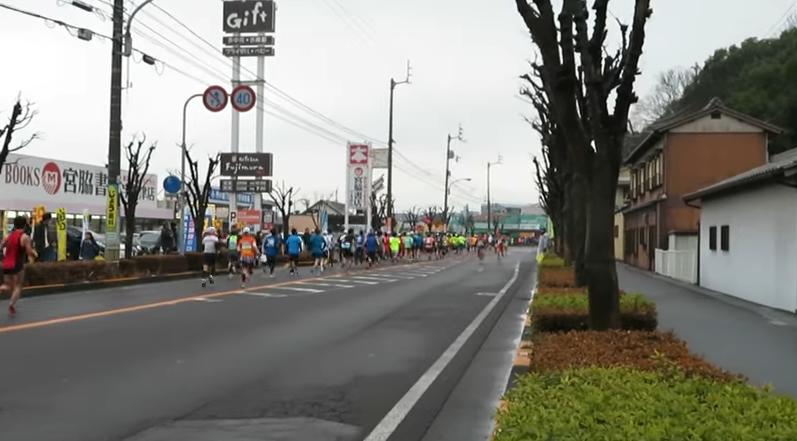 香川丸亀国際ハーフマラソン 交通規制