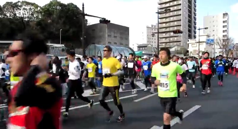浜松シティマラソン 交通規制