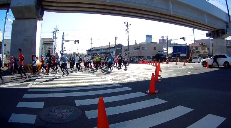 浜松シティマラソン 中日新聞