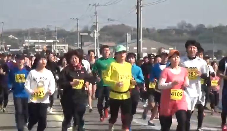 いちごマラソン ブログ