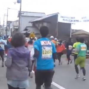 京都マラソン 結果