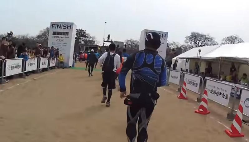姫路城マラソン 写真