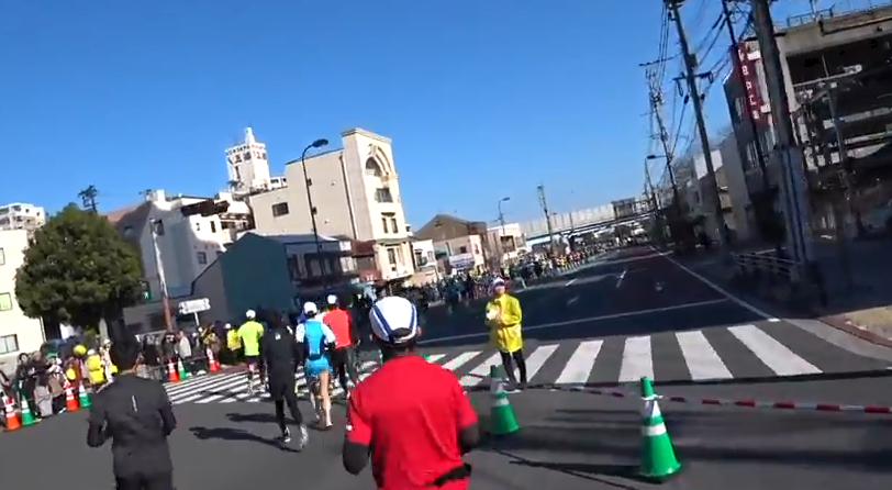 北九州マラソン 交通規制
