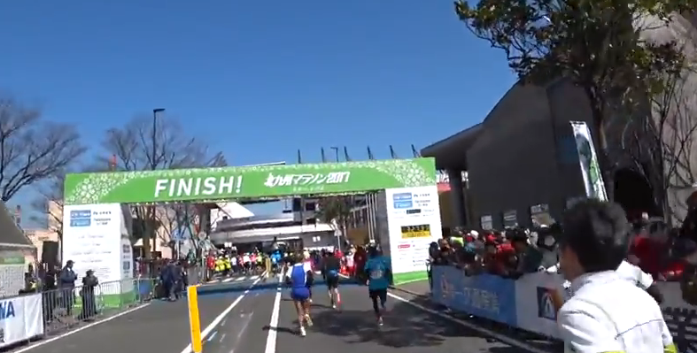 北九州マラソン ブログ