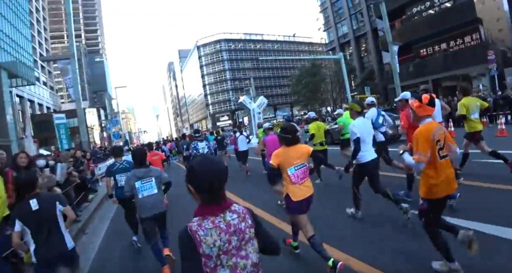 東京マラソン 結果
