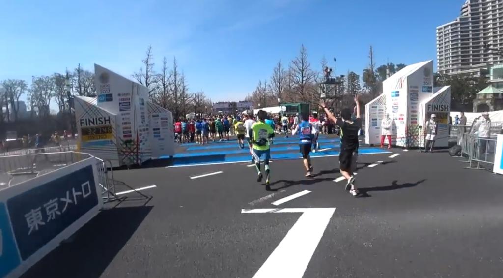 東京マラソン 抽選結果