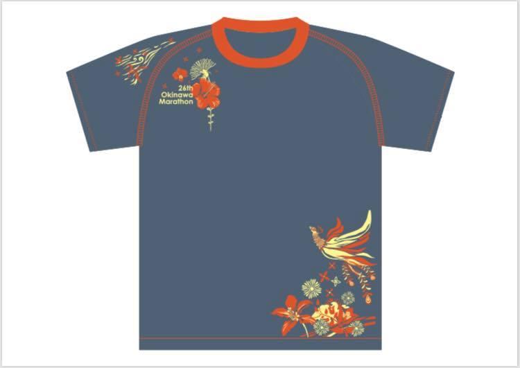 おきなわマラソン Tシャツ