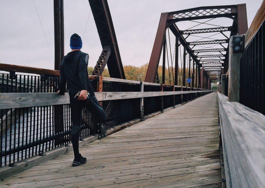 マラソン 前日 練習